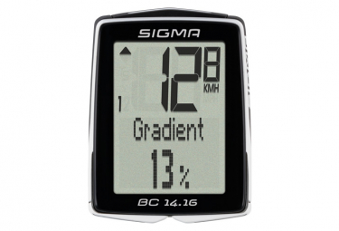 Sigma BC 14.16 Wired Computer
