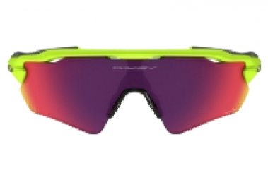 Gafas Oakley Radar EV Path green red Prizm Road