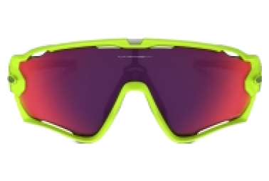 Gafas Oakley Jawbreaker  green red Prizm Road