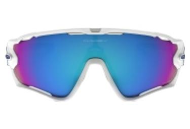 OAKLEY Jawbreaker Sunglasses White/Prizm Snow ref: OO9290-2131