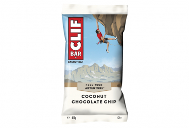 CLIF BAR Energy bar Cocunut Chocolate Chip