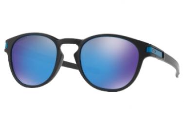 Oakley Sunglasses Latch black blue blue / Prizm Daily / ref. OO9265-30