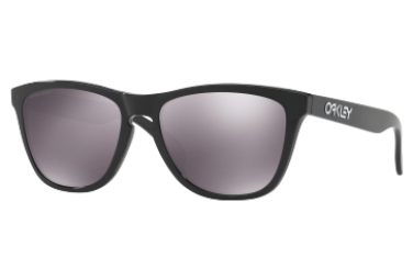 OAKLEY 2017 Sunglasses FROGSKINS Polished Black / Prizm Black Ref: OO9013-C4