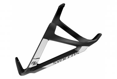 Porte-Bidon Syncros Tailor Cage 2.0 Noir Blanc (Côté Droit)
