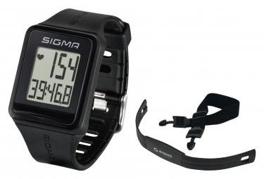 Montre de Sport Sigma ID Go Noir