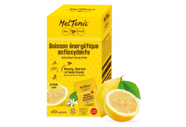 Boisson énergétique Meltonic Antioxydant Citron 10 sachets