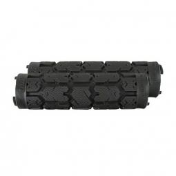 paire de recharges grips odi rogue noir 130 mm 130