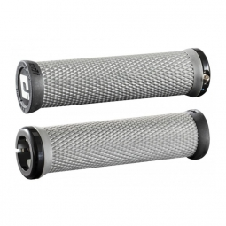 paire de grips odi elite motion gris 130 mm 130