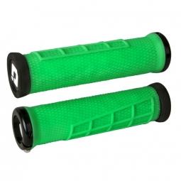 Poignée ODI elite flow lock on 130mm vert
