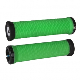 Poignée ODI Elite Motion lock on 130mm vert