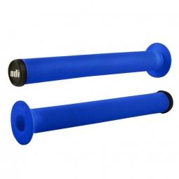 Paire de grips ODI Longneck XL Bleu 230 mm