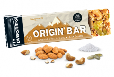 Overstims Origin 'Bar Energy Bar Salado
