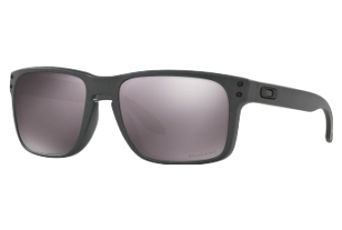 OAKLEY Sunglasses HOLBROOK Steel / Prizm Daily Polarized Ref OO9102-B5