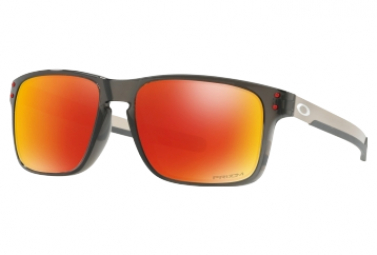 Gafas Oakley Holbrook Mix grey red Prizm Polarized