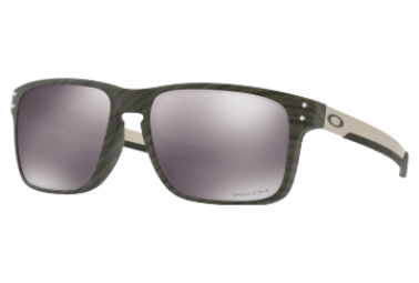 OAKLEY Sunglasses Holbrook Mix Woodgrain/Prizm Black Ref: OO9384-0457