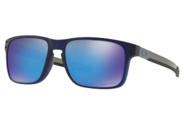 OAKLEY Sunglasses Holbrook Mix Matte Translucent Blue/Prizm Sapphire Ref: OO9384-0357