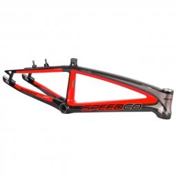 Cadre speedco velox noir rouge pro xxl pro