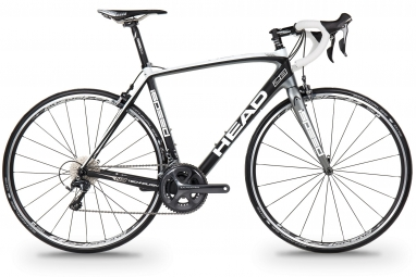 Vélo de Route Head Cycles I-SPEED IV Shimano Ultegra 10V 2017 Gris