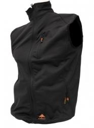 veste chauffante soft shell xl