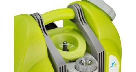 Station de lavage autonome Aqua2Go Pro 20L