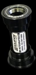 boitier de pedalier elevn pf24 noir 24 mm