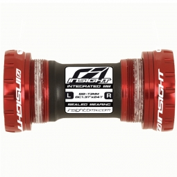 boitier euro insight 68 73mm rouge 24 mm