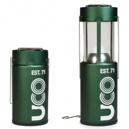 Lanterne à bougie UCO Original verte