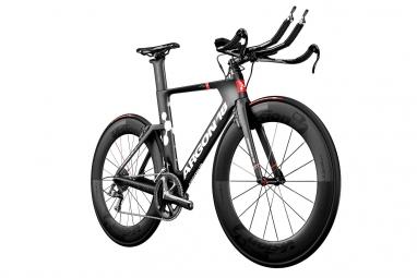 Vélo de Triathlon Argon 18 E-117-TRI-SHI105 Shimano 105 11V 2017 Noir