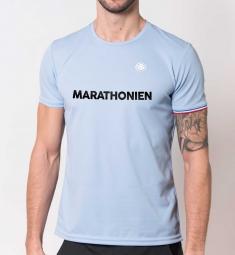 le marthonien bleu clair m