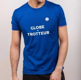 Le Globe-trotter - Bleu