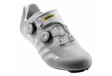 Chaussures Route Mavic Cosmic Pro Blanc