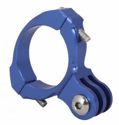 support velo standard aluminium 31 8mm bleu 1