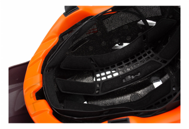 Met Roam Helmet Red Dark Orange