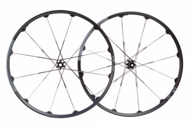 Crank Brothers Wheelset Iodine 2 AM 29'' | Boost 15x110 - 12x148 mm | Black/Grey 2019
