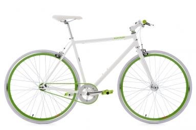 fitnessbike 28 flip flop blanc vert ks cycling 53 cm 162 172 cm