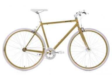 velo fitness 28 flip flop dore blanc ks cycling 53 cm 162 172 cm