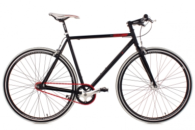 Fixie 28 essence noir ks cycling 59 cm 185 190 cm