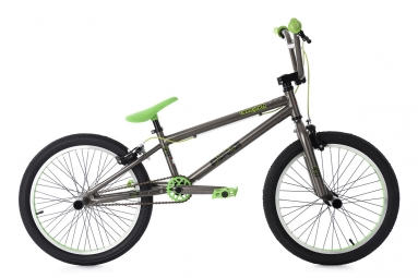 Bmx freestyle 20 twentyinch anthracite vert ks cycling 20