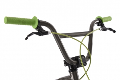 BMX Freestyle 20´´ Twentyinch anthracite-vert KS Cycling