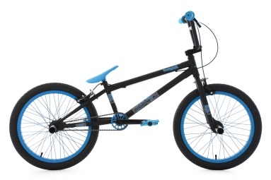 BMX Freestyle 20´´ Twentyinch noir-bleu KS Cycling