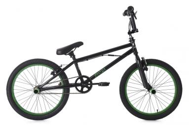 bmx freestyle 20 yakuza noir vert ks cycling non communique