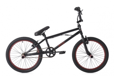 Bmx freestyle 20 yakuza rouge noir ks cycling non communique
