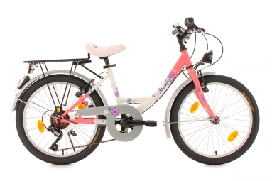 Velo enfant 20 florida rose tc 34 cm dacapo