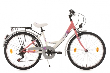 velo enfant 24 florida rose tc 36 cm dacapo
