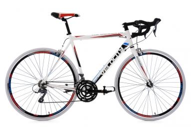 velo de course 28 velocity blanc ks cycling 55 cm 173 187 cm