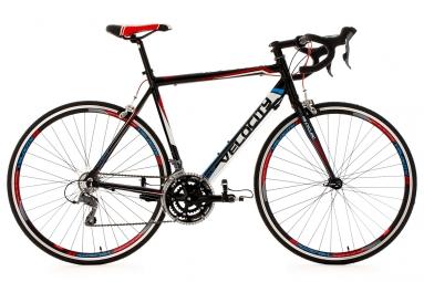 Velo de course 28 velocity noir ks cycling 55 cm 173 187 cm