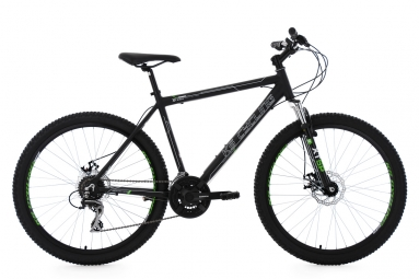 vtt semi rigide 26 xceed noir tc 53 cm ks cycling l 177 187 cm