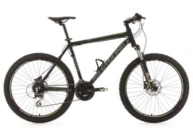 vtt semi rigide 26 gxh noir tc 51 cm ks cycling l 177 187 cm