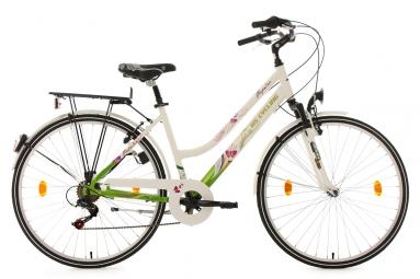 velo de ville femme 28 papilio blanc tc 48 cm ks cycling 48 cm 155 165 cm