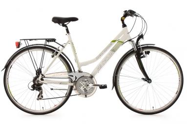 Vtc dame 28 metropolis fl blanc ks cycling 48 cm 155 165 cm